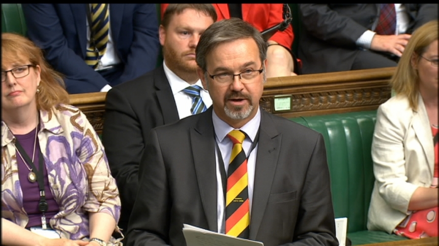 Maiden Speech – Equal Pay and the Gender Pay Gap [1 July 2015]