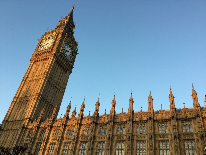 Tours of the Houses ofParliament