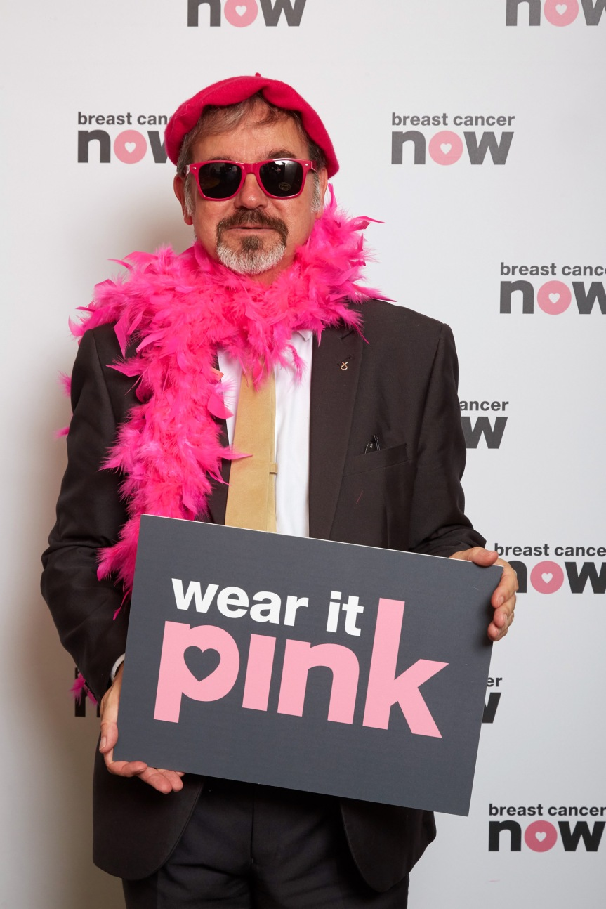 Wear it pink