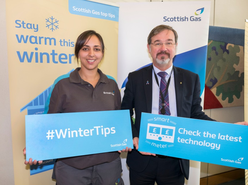 Cowan Urges Constituents to Get Ready forWinter