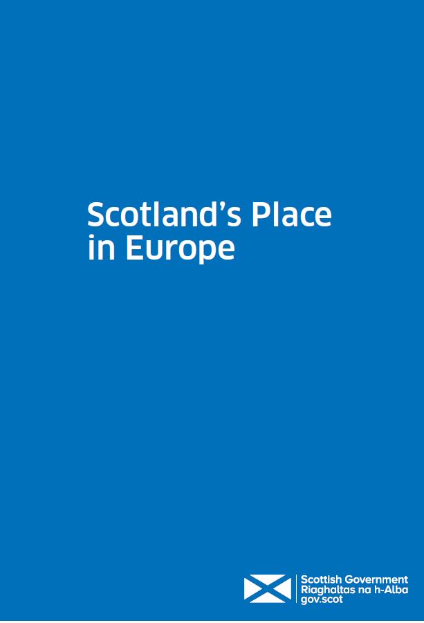 Plan to Keep Scotland in SingleMarket