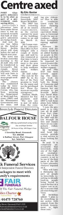 Greenock Telegraph [27/01/2017]