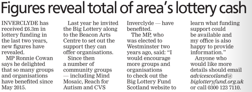 Greenock Telegraph [17/03/2017]