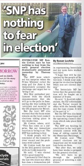 Greenock Telegraph [19/04/2017]