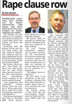 Greenock Telegraph [15/04/2017]