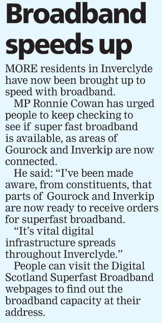 Greenock Telegraph [20/06/2017]