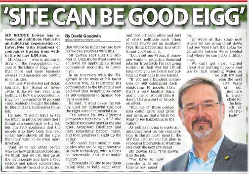 Greenock Telegraph [23/06/2017]