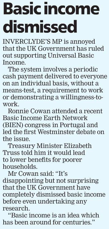 Greenock Telegraph [12/12/2017]