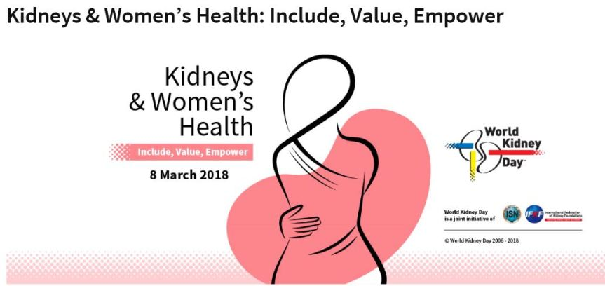 World Kidney Day 2018