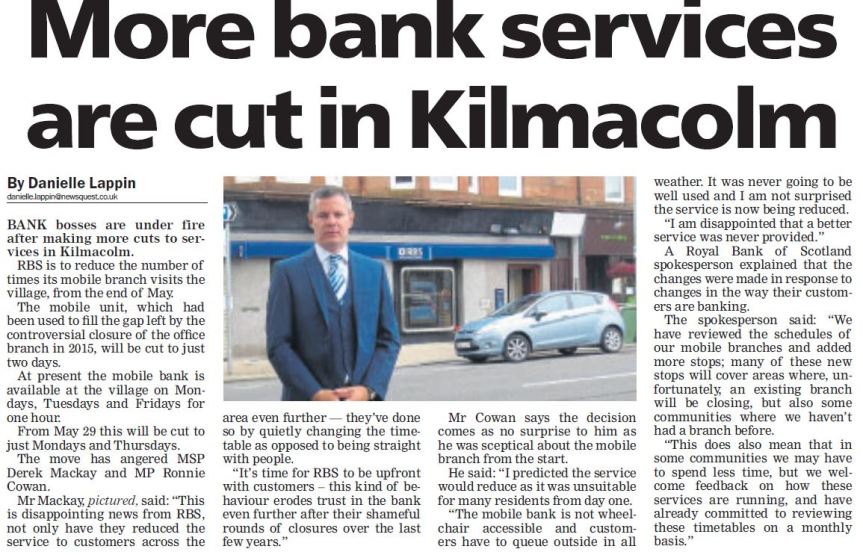 Greenock Telegraph [19/04/2018]