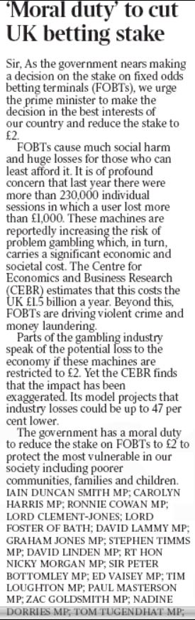 The Times [10/05/2018]