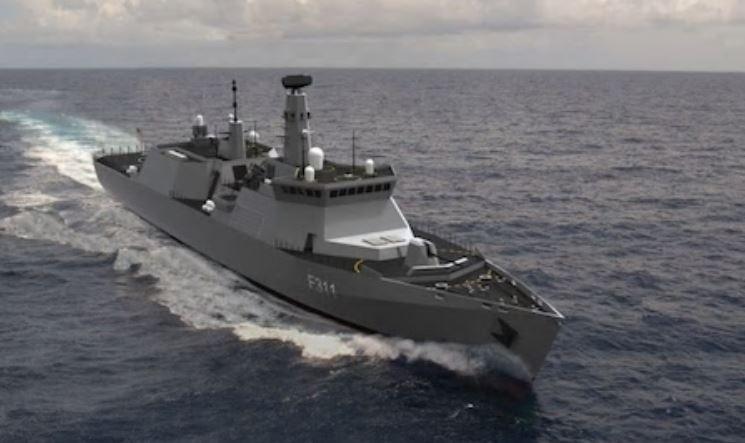 Type 31e frigates