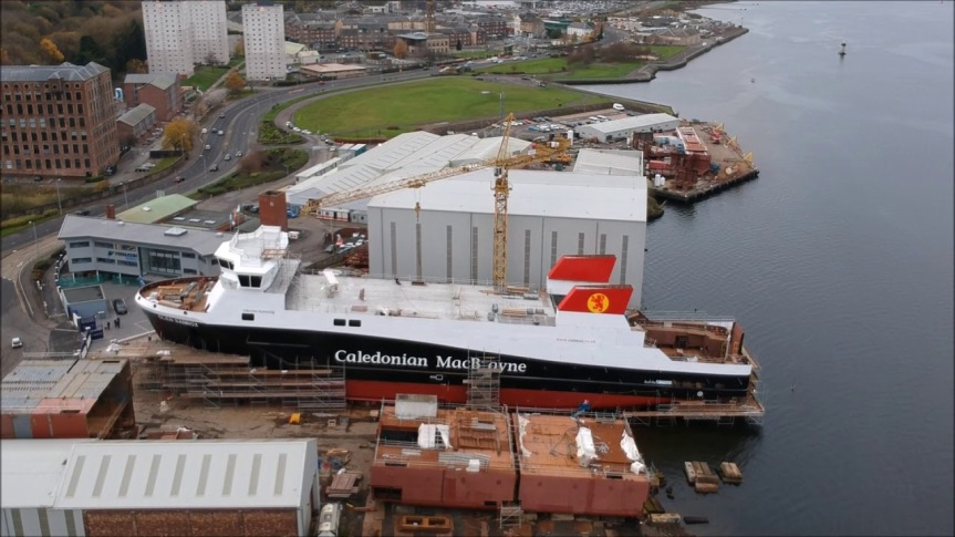 Back to the Future – Inverclyde's Shipyards