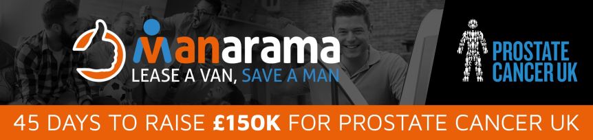 Manarama Campaign for Prostate Cancer UK