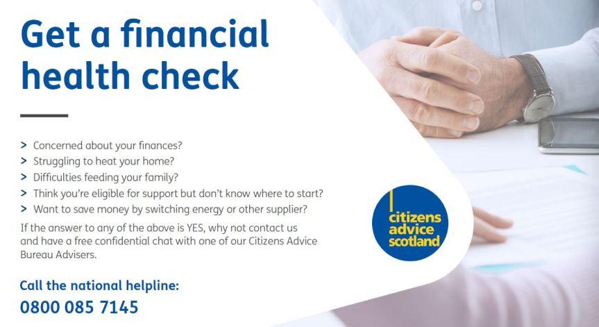 Financial Health ChecksInitiative