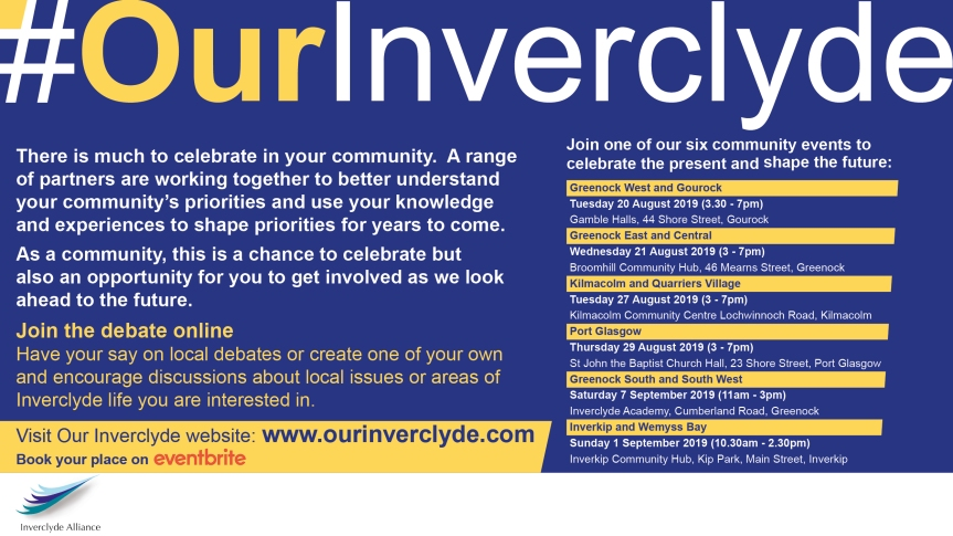 Our Inverclyde – community discussions