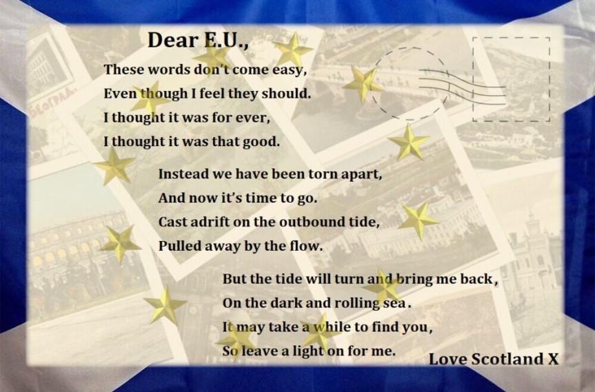 Dear E.U.