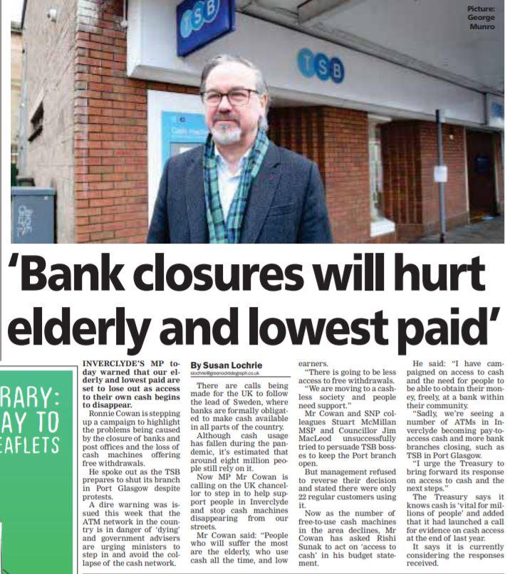 Greenock Telegraph [19/02/2021]