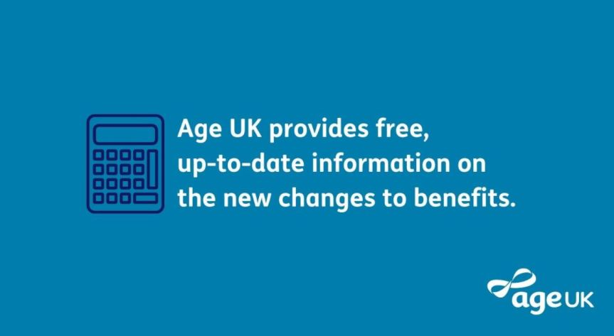 Age UK – Changes to benefitrates