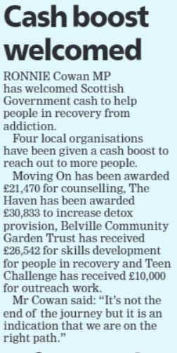Greenock Telegraph [26/07/2021]