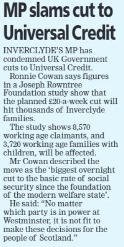 Greenock Telegraph [27/08/2021]